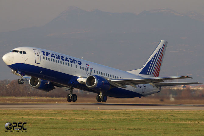 EI-DDY B737-4Y0 24904/1988 Transaero Airlines @ Aeroporto di Verona © Piti Spotter Club Verona
