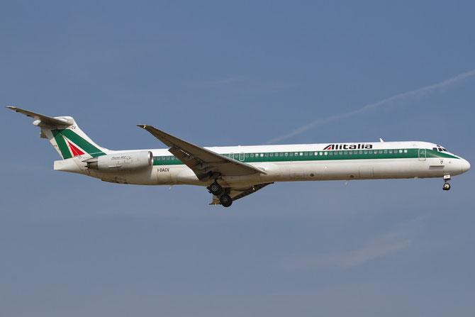 McDonnell Douglas MD-80/90 - MSN 53056 - I-DACV  @ Aeroporto di Verona © Piti Spotter Club Verona