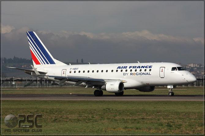 Embraer 170/175 - MSN 292 - F-HBXF  @ Aeroporto di Verona © Piti Spotter Club Verona