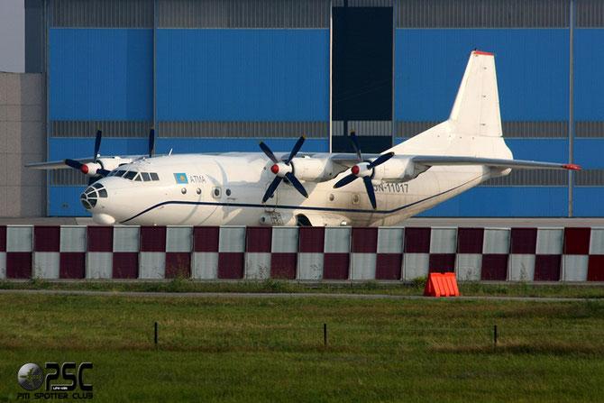 UN-11017 -    Airline: ATMA Aircraft: Antonov An-12BP @ Aeroporto di Verona © Piti Spotter Club Verona