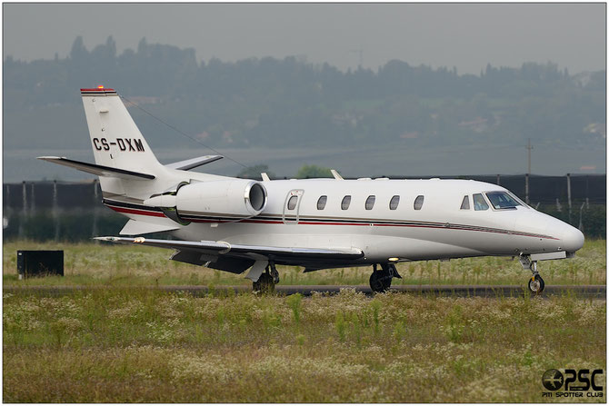 CS-DXM Ce560XLS 560-5683 NetJets Europe