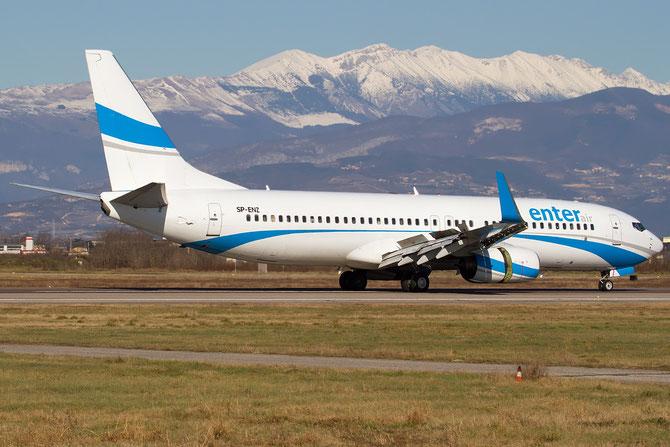 SP-ENZ B737-85F 28823/174 Enter Air @ Aeroporto di Verona © Piti Spotter Club Verona