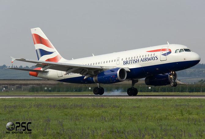 Airbus A319 - MSN 1594 - G-EUOG @ Aeroporto di Verona © Piti Spotter Club Verona