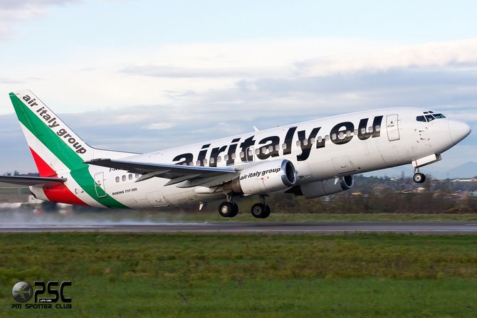 Boeing 737 - MSN 23636 - I-AIGL  @ Aeroporto di Verona © Piti Spotter Club Verona