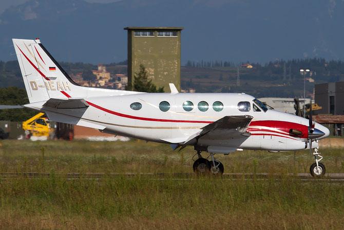 D-IEAH Beech C90A LJ-1216 Fischerwerke Artur Fischer GmbH / Aircharter Flugs
