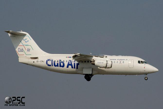 EI-CNJ BAe146-RJ85 E2300 Club Air (Italy)