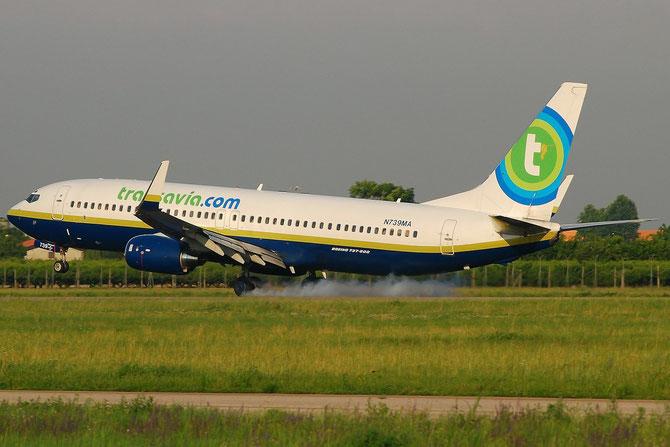 Boeing 737 Next Gen - MSN 30670 - N739MA @ Aeroporto di Verona © Piti Spotter Club Verona