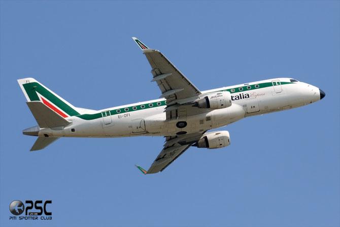 Embraer 170/175 - MSN 10 - EI-DFI @ Aeroporto di Verona © Piti Spotter Club Verona