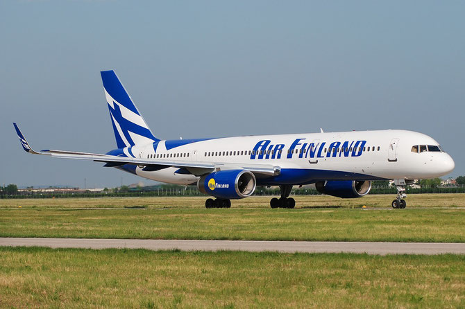OH-AFM B757-204 25623/528 Air Finland