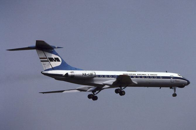1351301 Tu-134A HA-LBI MALÉV
