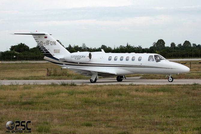 D-IFDN Ce525A (CJ2+) 525A-0343 Helicopter Travel Munich