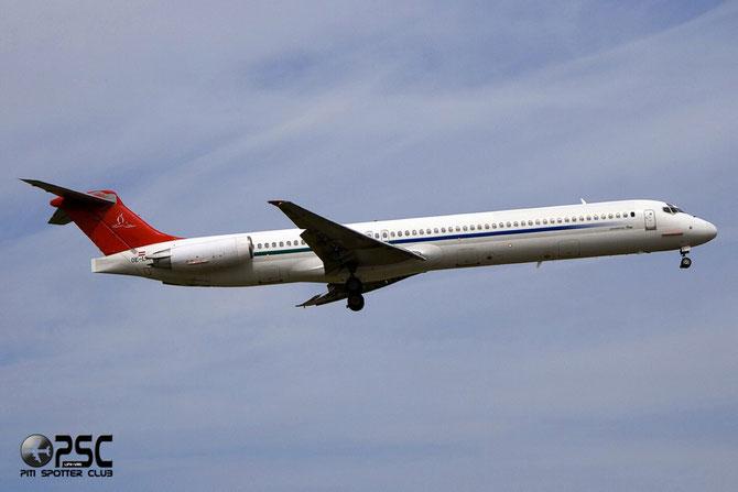 OE-LMM MD-83 53377/2057 Mapjet