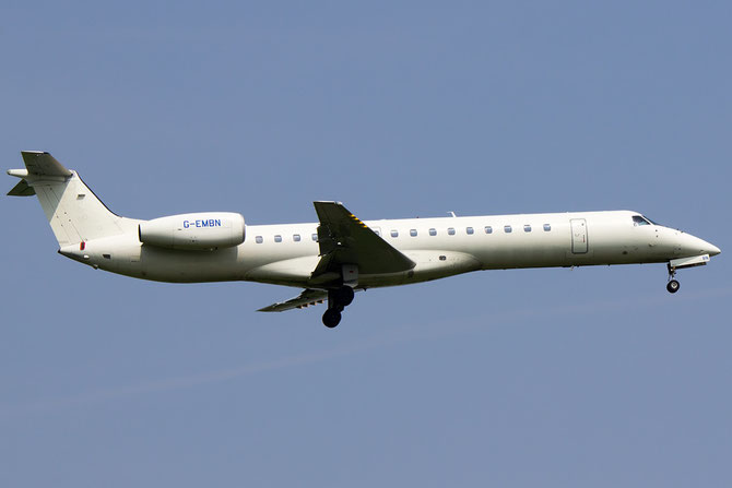 G-EMBN ERJ145EP 145201 BMI Regional @ Aeroporto di Verona © Piti Spotter Club Verona
