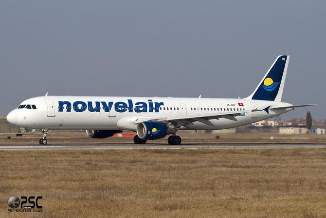 TS-IQB A321-211 995 Nouvelair Tunisie
