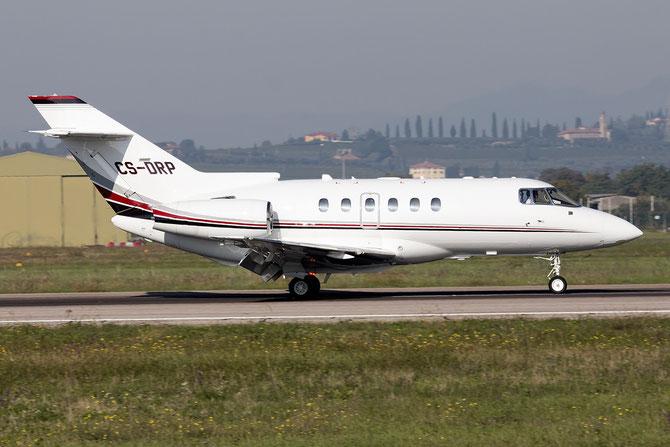 CS-DRP BAe125-800XPi 258779 NetJets Europe @ Aeroporto di Verona © Piti Spotter Club Verona