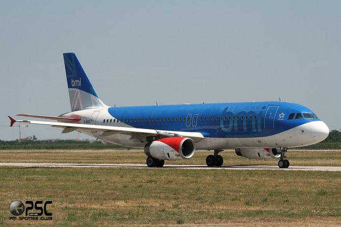 Airbus A320 - MSN 1424 - G-MIDS  @ Aeroporto di Verona © Piti Spotter Club Verona
