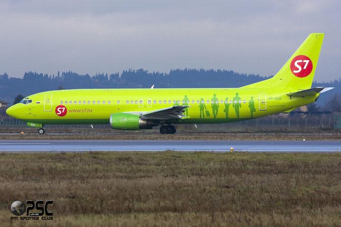 Boeing 737 - MSN 27171 - VP-BQG  @ Aeroporto di Verona © Piti Spotter Club Verona