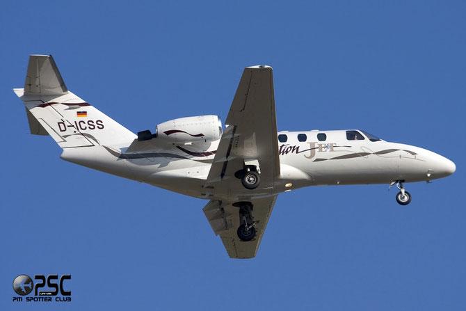 D-ICSS Ce525 525-0121 EFD Eisele Flugdienst