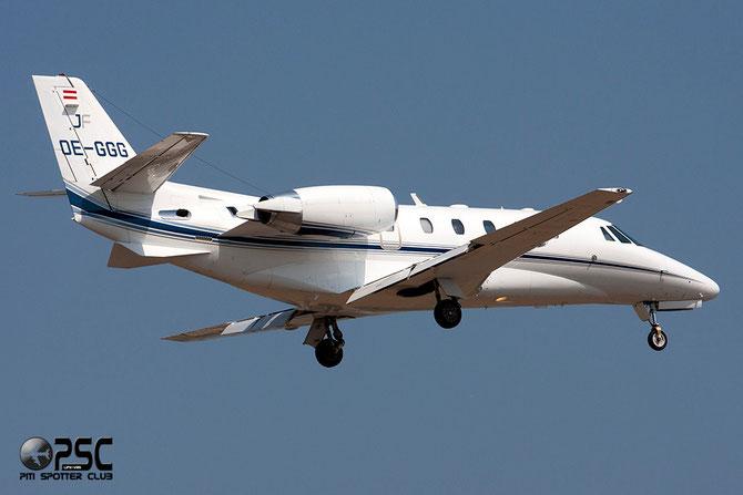 OE-GGG Ce560XLS+ 560-6013 Jet Fly