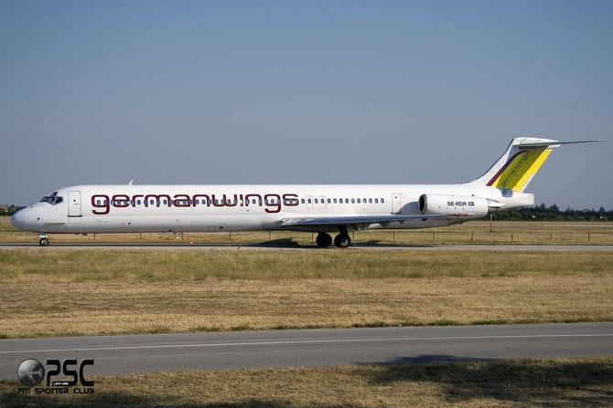 McDonnell Douglas MD-80/90 - MSN 49151 - SE-RDR (lsd from Nordic) @ Aeroporto di Verona © Piti Spotter Club Verona