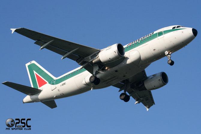 Airbus A319 - MSN 2057 - I-BIMC @ Aeroporto di Verona © Piti Spotter Club Verona