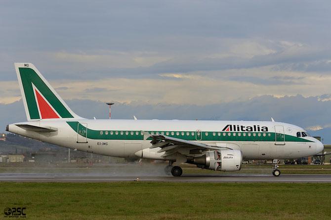EI-IMG A319-112 2086 Alitalia