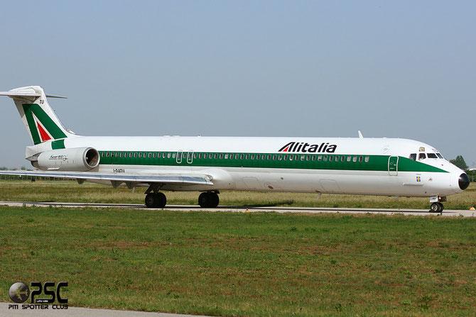 McDonnell Douglas MD-80/90 - MSN 53220 - I-DATU @ Aeroporto di Verona © Piti Spotter Club Verona