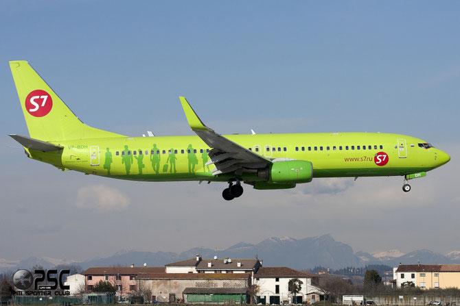 Boeing 737 Next Gen - MSN 30667 - VP-BDH  @ Aeroporto di Verona © Piti Spotter Club Verona