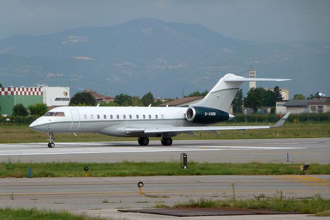 G-XXRS Global Express XRS 9169 TAG Aviation (UK) Ltd.