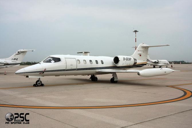 D-CEXP Learjet 35A 35A-616 Air Alliance Express