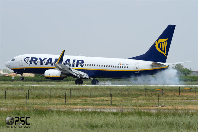 Boeing 737 Next Gen - MSN 33550 - EI-DAO @ Aeroporto di Verona © Piti Spotter Club Verona