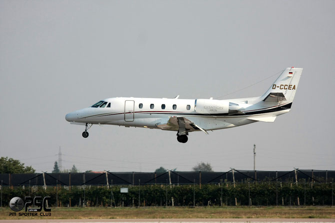 D-CCEA Ce560XLS 560-5593 Windrose Air Flugcharter