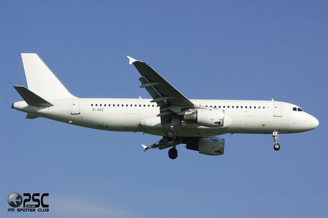 EI-DOZ A320-212 279 EirJet