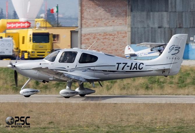 T7-IAC Cirrus Design Corp SR-22 SR22 2848