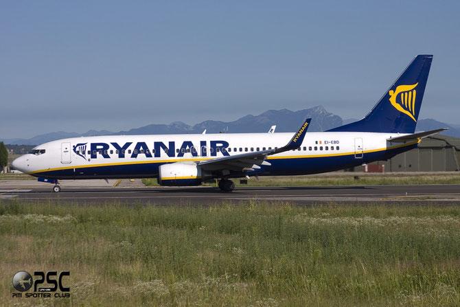 Boeing 737 Next Gen - MSN 37522 - EI-EBD  @ Aeroporto di Verona © Piti Spotter Club Verona