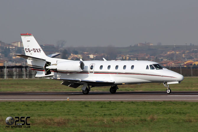 CS-DXF Ce560XLS 560-5586 NetJets Europe