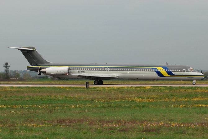 SU-BME MD-83 49628/1582 Air Memphis
