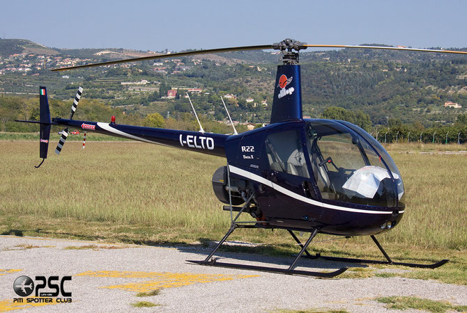 I-ELTD Robinson Helicopter Co R22 Beta II R22 4220