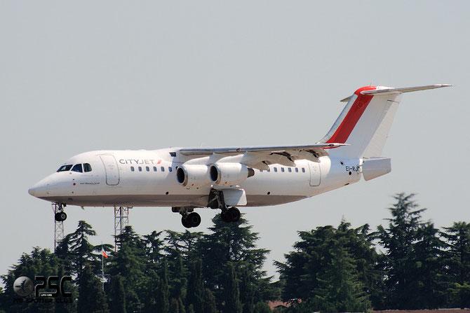EI-RJD BAe146-RJ85 E2334 CityJet