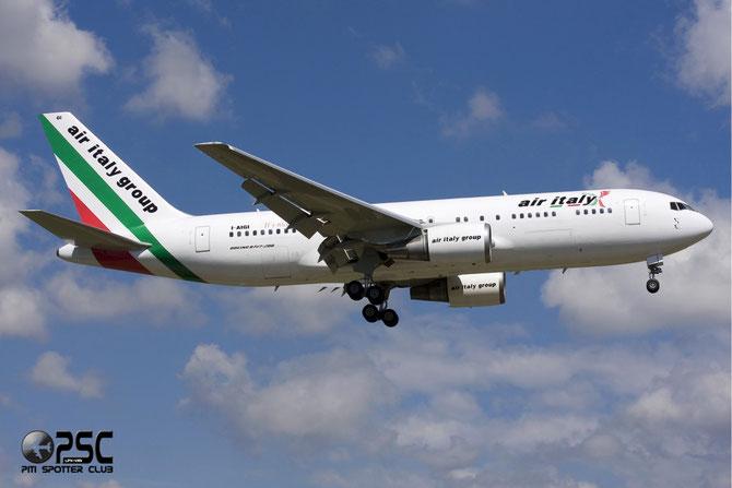 Boeing 767 - MSN 23974 - I-AIGI  @ Aeroporto di Verona © Piti Spotter Club Verona