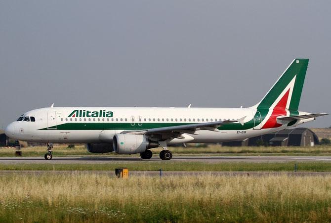 Airbus A320 - MSN 4249 - EI-EIB  @ Aeroporto di Verona © Piti Spotter Club Verona