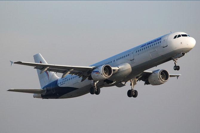 SX-BHT A321-211 666 Air Moldova Ldf Hermes Airline - @ Aeroporto di Verona © Piti Spotter Club Verona