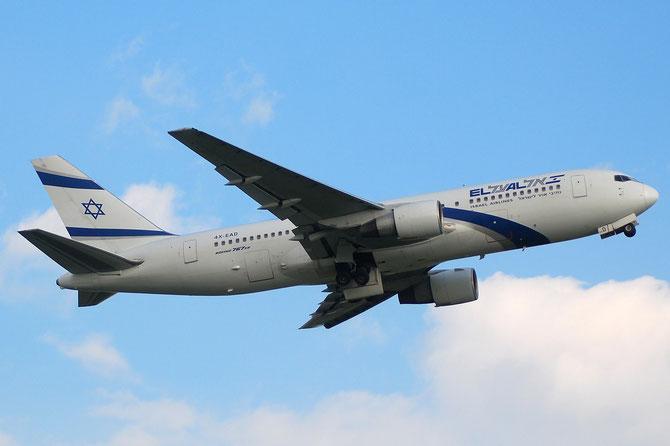 4X-EAD B767-258ER 22975/89 El Al Israel Airlines