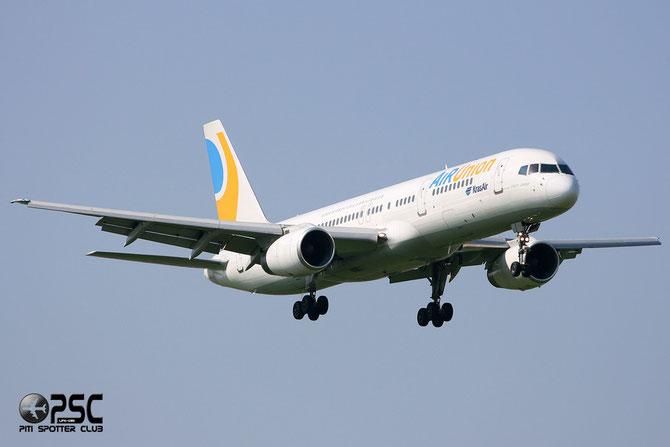 Boeing 757 - MSN 26249 - EI-DUD  @ Aeroporto di Verona © Piti Spotter Club Verona