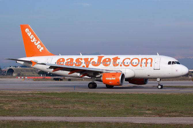 Airbus A319 - MSN 3763 - G-EZDY @ Aeroporto di Verona © Piti Spotter Club Verona