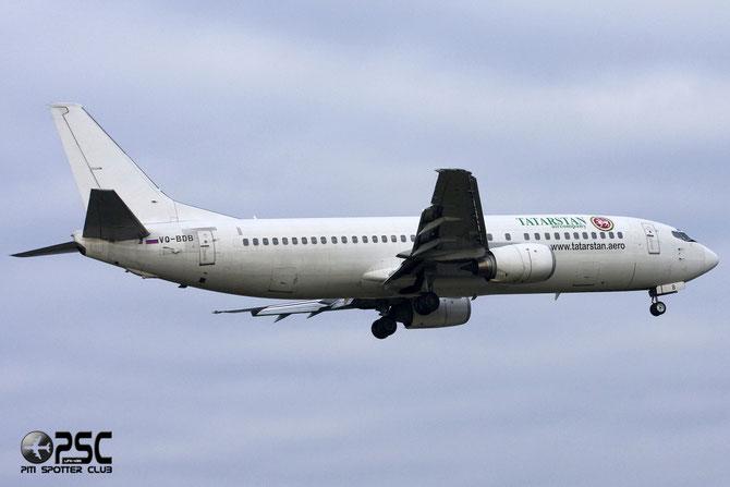 Boeing 737 - MSN 28702 - VQ-BDB  @ Aeroporto di Verona © Piti Spotter Club Verona