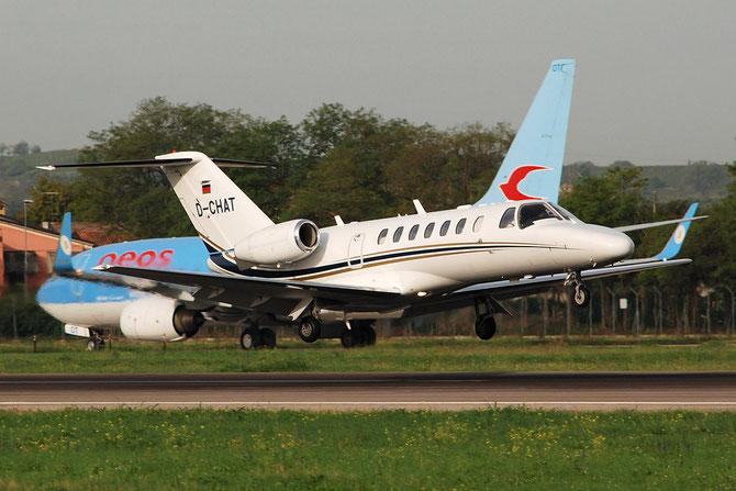 D-CHAT Ce525B 525B-0255 EFD Eisele Flugdienst feb11