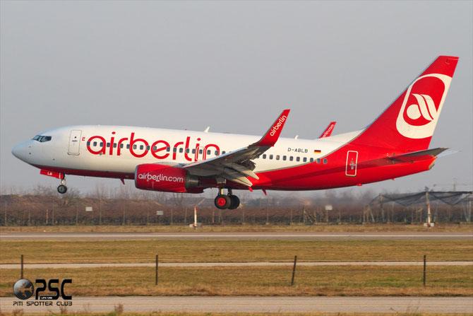 D-ABLB B737-76J 36115/2692 Air Berlin
