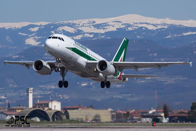 Airbus A319 - MSN 5018 - EI-IMT @ Aeroporto di Verona © Piti Spotter Club Verona