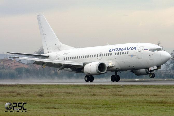 Boeing 737 - MSN 27305 - VP-BWY @ Aeroporto di Verona © Piti Spotter Club Verona